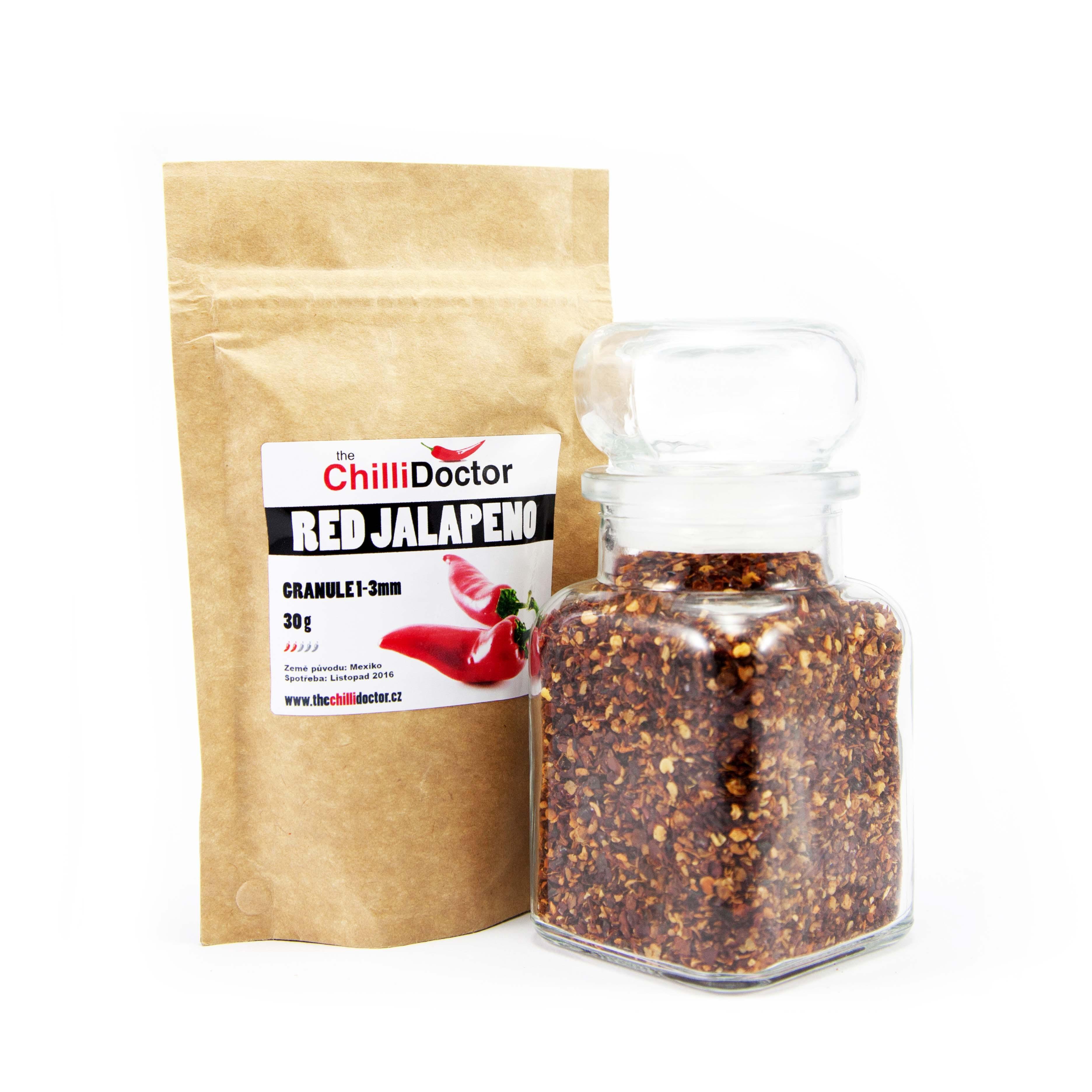 Red Jalapeno granule 30g